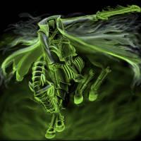 The Headless Horseman by Bluesrat