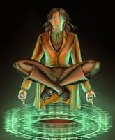 Anachronistic Mystic by Bluesrat