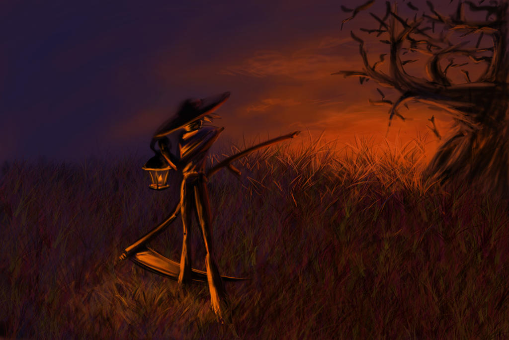 Something Halloweeny by Bluesrat