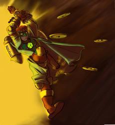 Steampunk Superhero