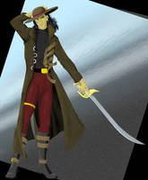 Pirate Rogue by Bluesrat
