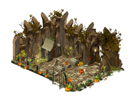 Dofus - Halloween - 01