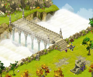 Dofus - Bridge to the Arena