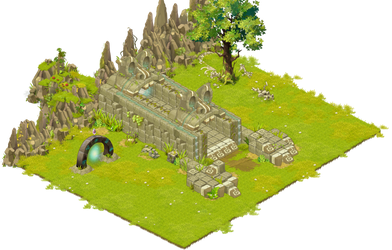 Dofus - New Donjon by Weequays