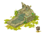 Fontaine / Fountain - Dofus - Wakfu ... WIP (2)