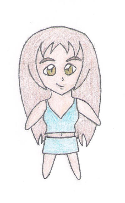 Chibi Rina by baby-wicca89