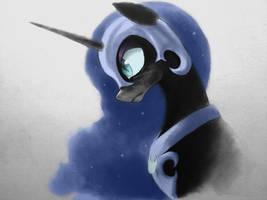 Wrath of Nightmare Moon by Longren