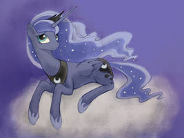 Princess Luna by Longren