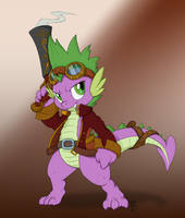 Spike by Longren