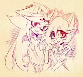 .:CM:. for sweethedgehog by Envyushi