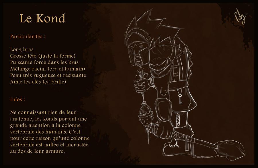Le Kond (Etape 1) by Rhyler-Mottasi