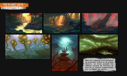 Thumbnail Environment Weva #1 | Color by ROS-Fabrice