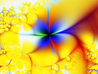 Bubbles'n'Flowers by suukyi