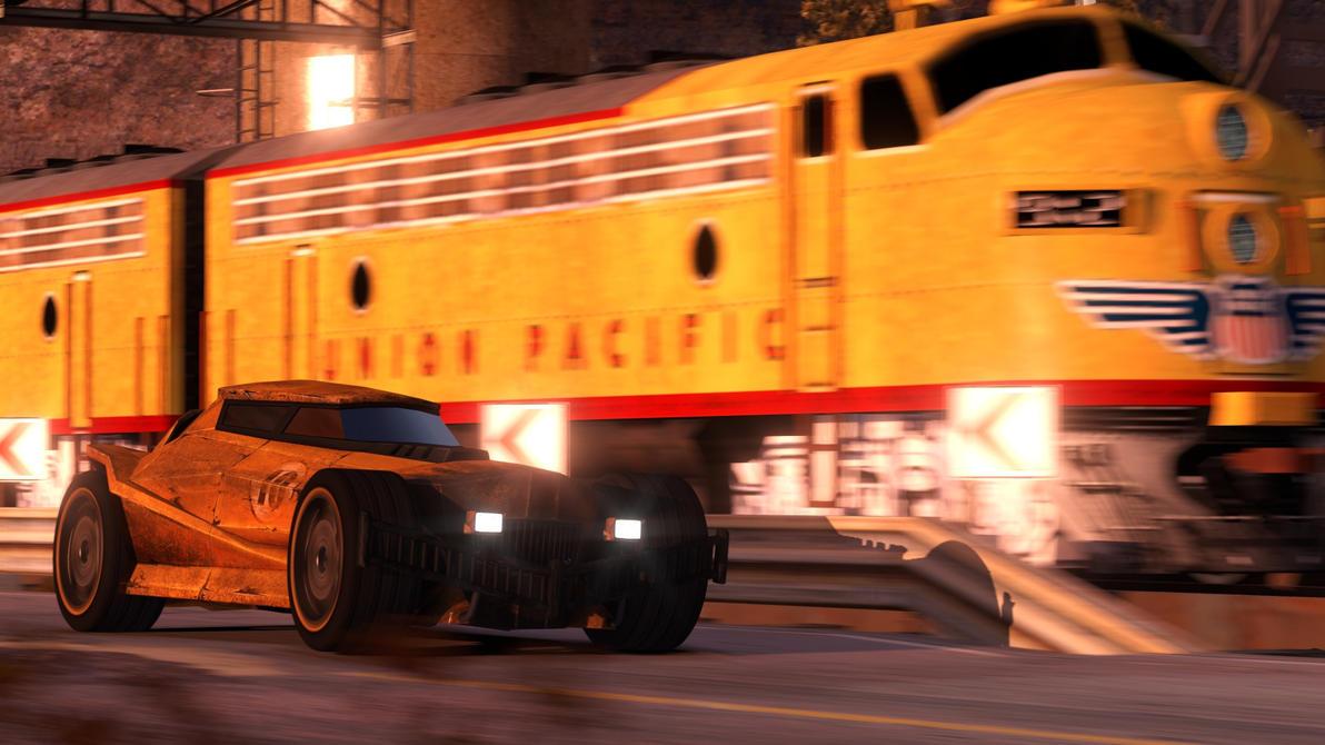 Race of Steel by FearFox9000
