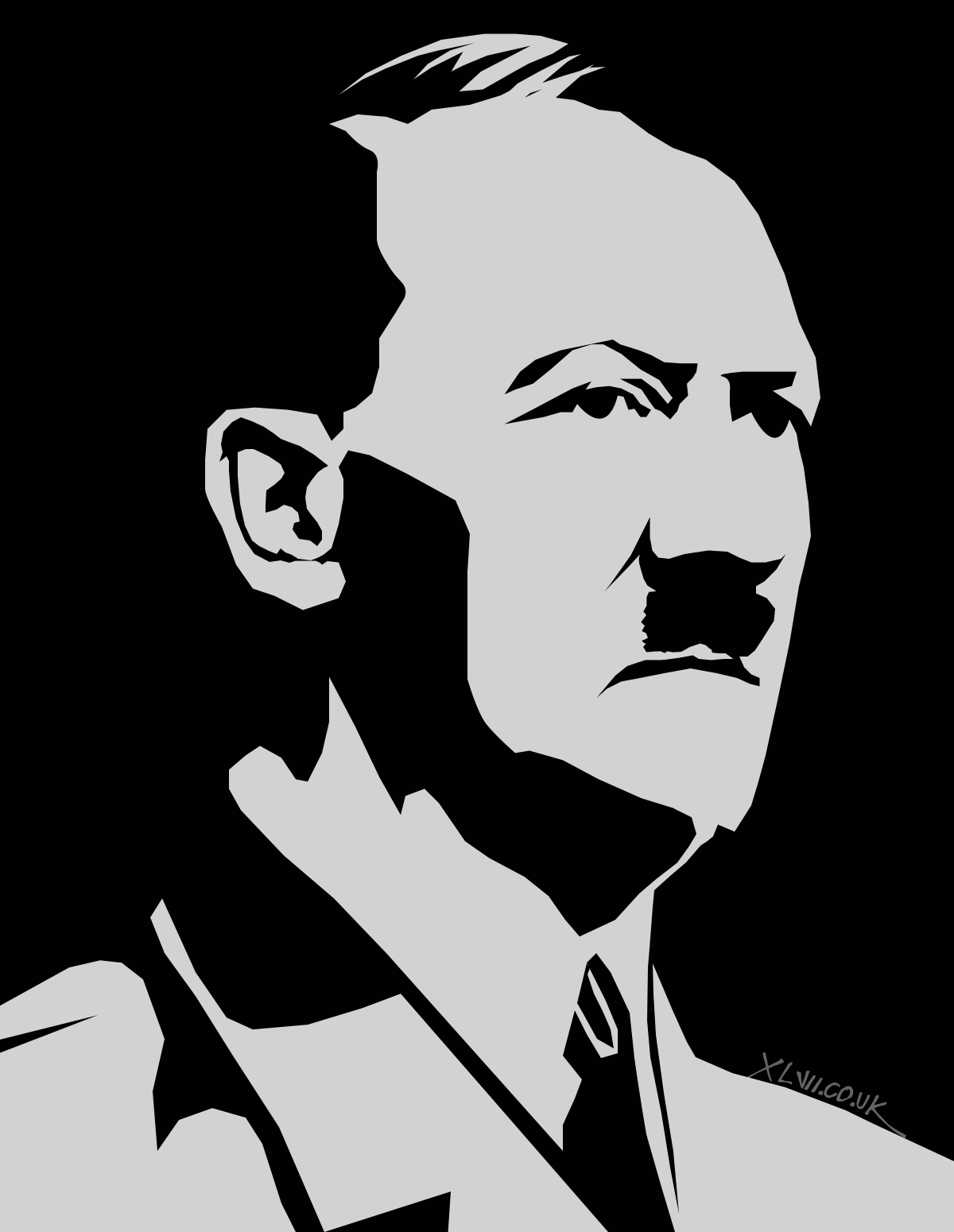 adolf hitler outline Adolf hitler (20 april 1889 -30 april 1945) was an austrian-born german politician and the leader of the nazi party hitler was chancellor of germany from 1933 to.