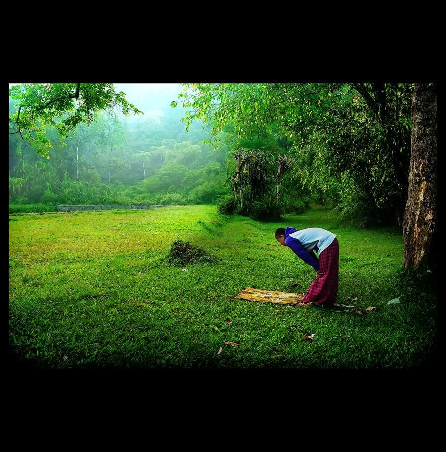 sholat lah by penoza