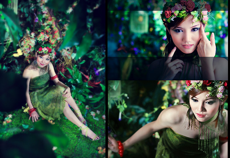Lady's Green by penoza