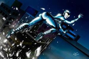 Fanart - Catwoman by ElliePetersen
