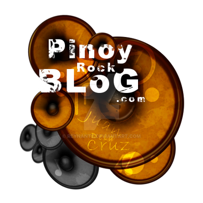 Pinoy Rock Blog Logo by reynante