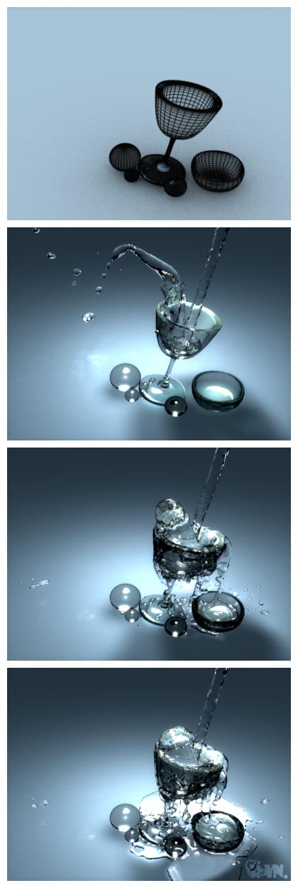 Splash - strips by reynante