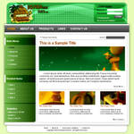 BoardGameShack Mockup Design by reynante