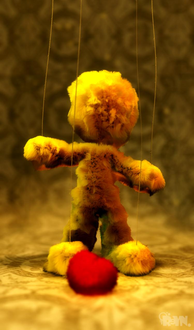 Puppet by reynante