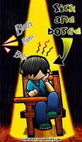 Sick and Bored by reynante