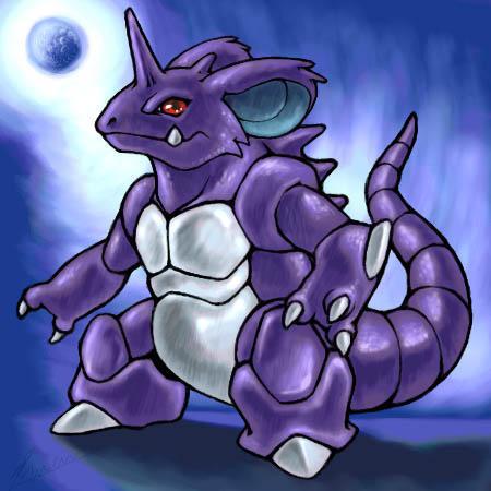 Lieblings Pokemon der 1.Generation NidoKing