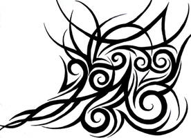 tribal design by KatieConfusion