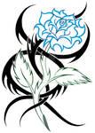 rose tribal 2