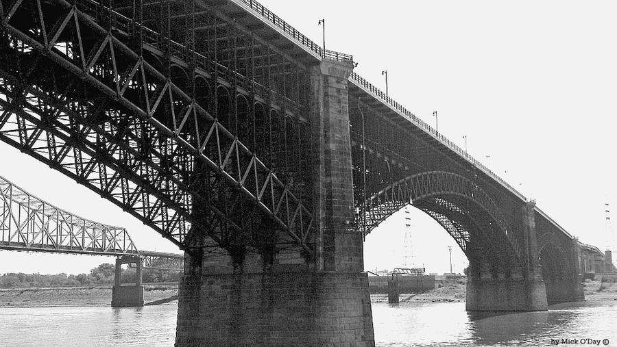 Eads Bridge by marmicminipark