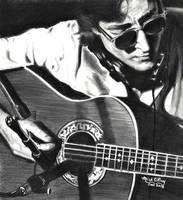 John Lennon by marmicminipark