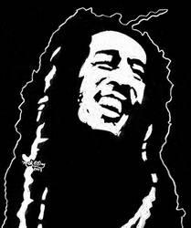 Bob Marley by marmicminipark