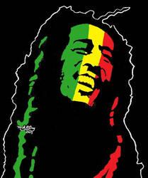 Bob Marley 2 by marmicminipark