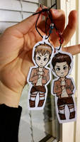 JeanMarco keychains