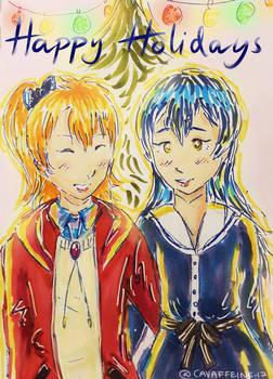 HonoUmi Christmas Party