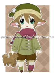 Chibi Adopt Auction CLOSED (Points and Cash) by PuriPuri-Adoptables