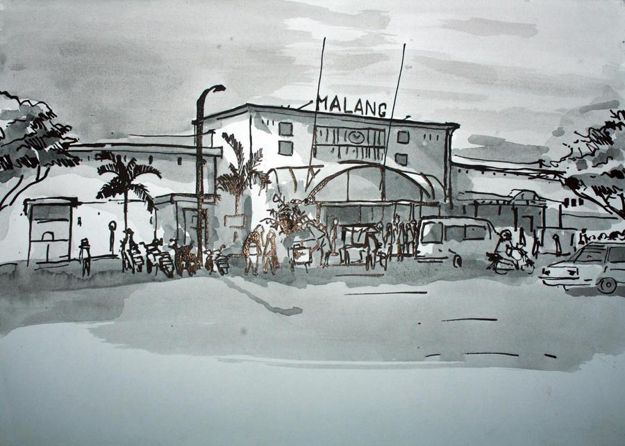 It S Malang City Indonesia By Yujin707 On Deviantart