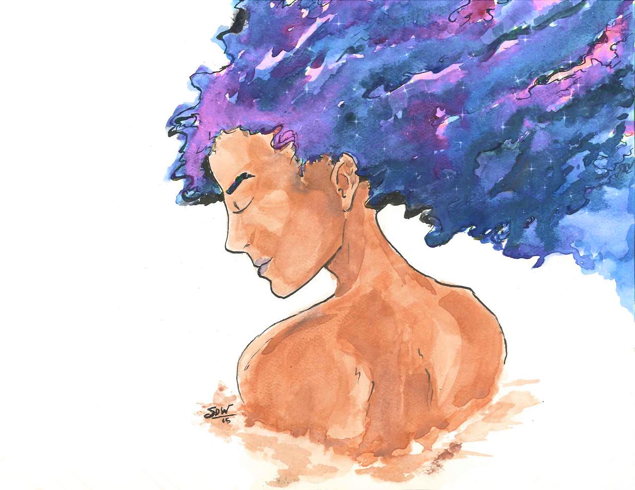 Nebulae by QueenAravis