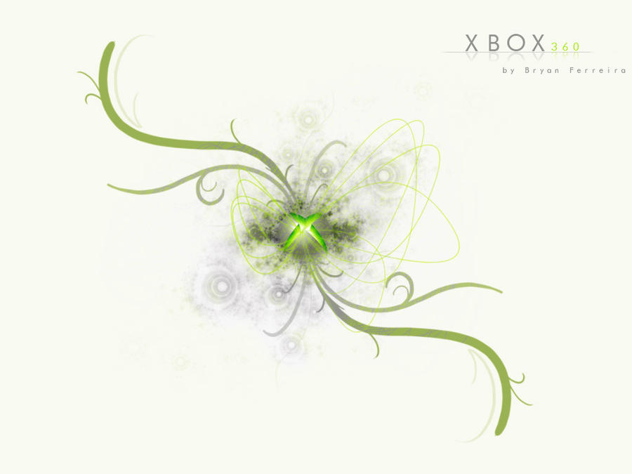 wallpaper xbox 360. XBOX 360 WALLPAPER by ~Baffyy