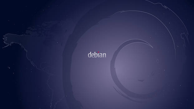 Debian Wallpaper FullHD 1080p