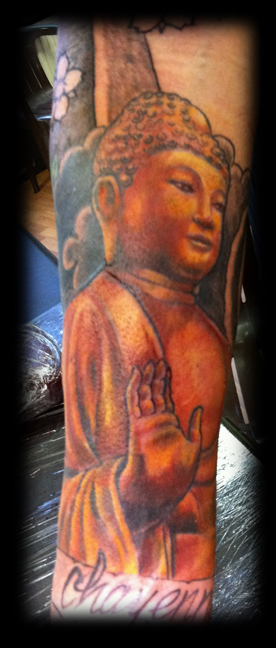 buddha tattoo. Buddha tattoo. Posted by admin