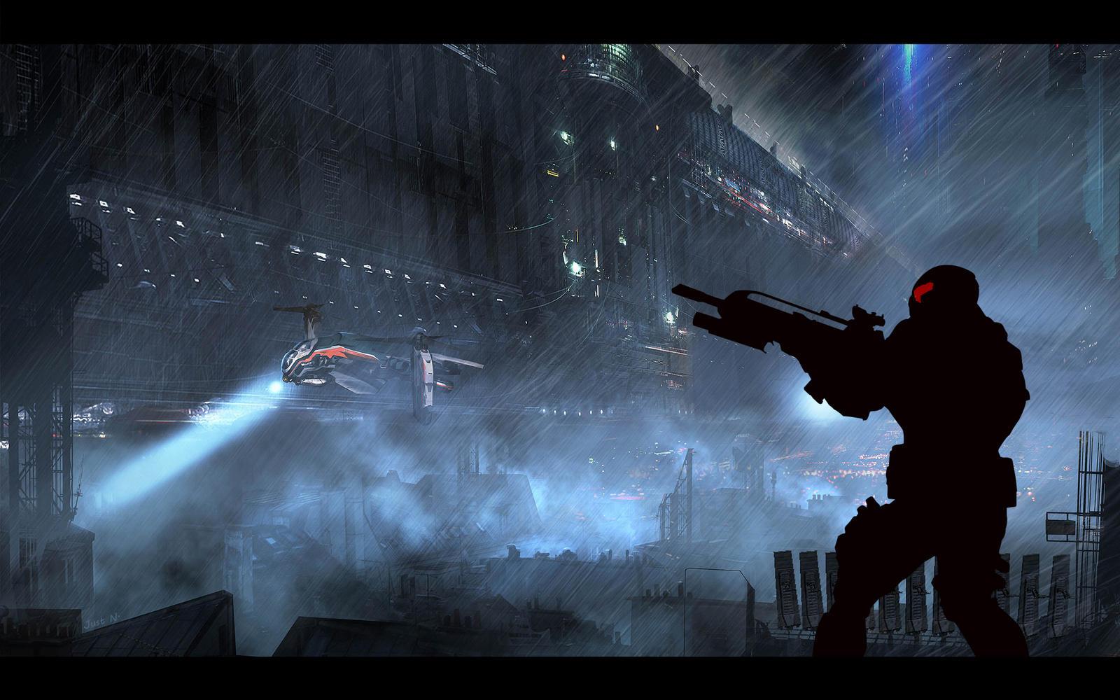 Nano Suit Crysis 3 By NikitaIgnatov On DeviantArt