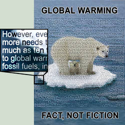 Global Warming-Fact Not Fictio by srostami