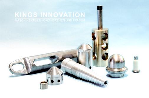 Kings Innovation by alphawallace