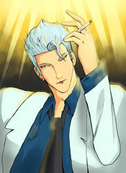 vergil the doctor