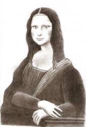 La Gioconda by TheAcciuga