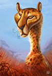 Cheetah (Speed Paint Link Added)
