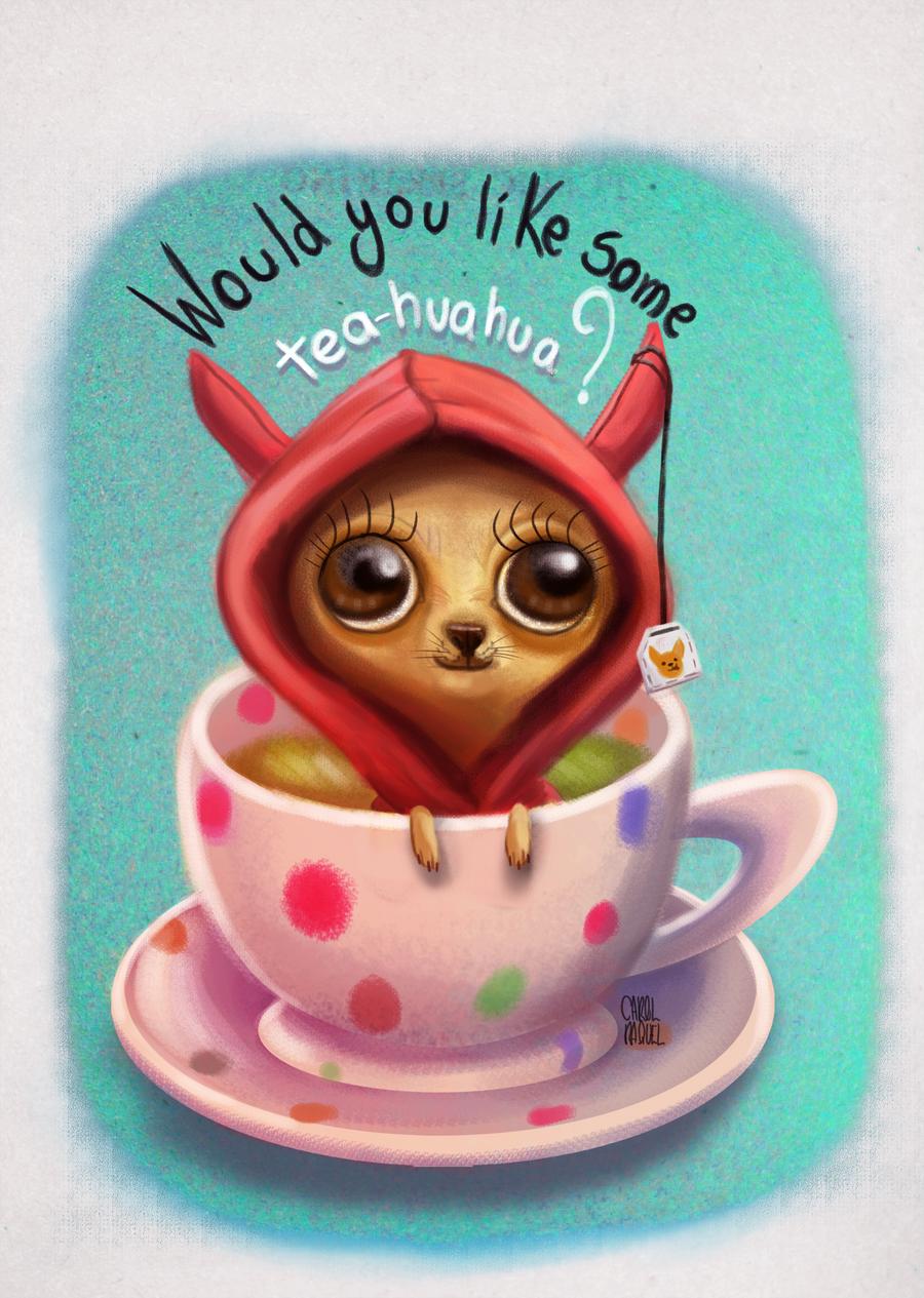 tea-huahua