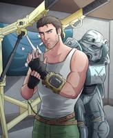 Power Armor Fix Up by Slatena